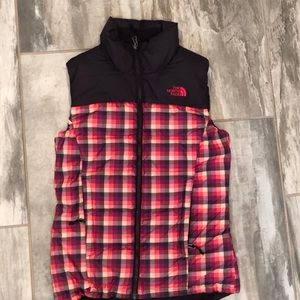 The North face woman's vest